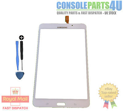 White Digitizer Touch Screen for Samsung Galaxy Tab 4 7.0 Inch Model SM-T230