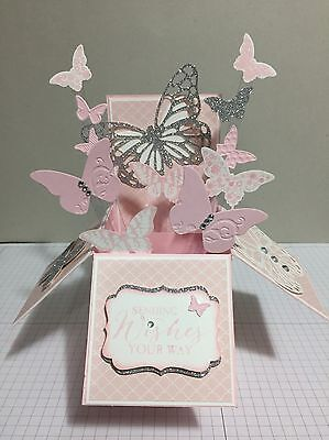 Handmade Birthday Card In A Box. Stampin' Up!