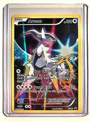 Pokemon Card - Full Art Arceus Generations Black Star Promo XY116 Ultra Rare Ex