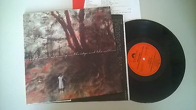"""LP Ethno Anna Domino - Coloring In The Edge 10"""" (5 Song)  POLYDOR / OIS Presskit"""