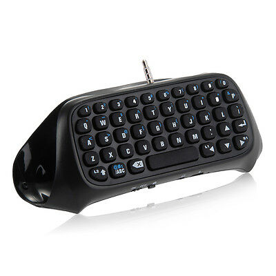 Wireless Bluetooth Keyboard Gaming Keypad for Sony PS4 Video-Games Accessories