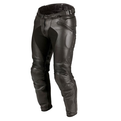NEW Dainese Mens Pony Leather Pants from Moto Heaven