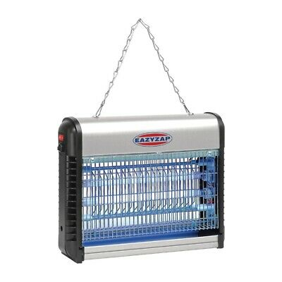 Eazyzap Y724 Commercial Fly Killer Coverage: 50m². Power: 2 x 8W