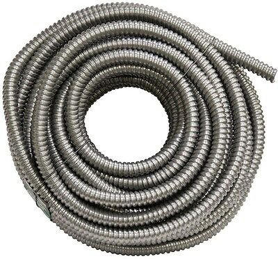 AFC Cable Systems 3/4 in. x 100 ft. Flexible Aluminum Conduit tube conecctors