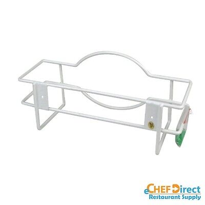 """NEW Wall Mount  White Coated 10"""" x 3"""" x 5"""" Glove Box Holder - FREE SHIPPING!!!"""