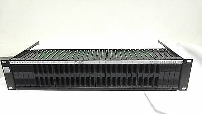 ADC VP2224-D9-BK Serial Patch Panel