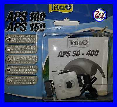 Membrane Kit de rechange pour Tetra Pompe à air APS 150 à aquarium a