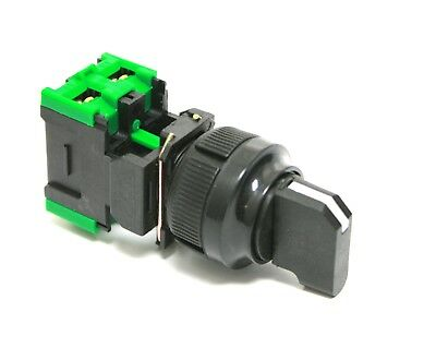 Selector Replaces Square D D3G3S Da20 22/30Mm 3 Pos New