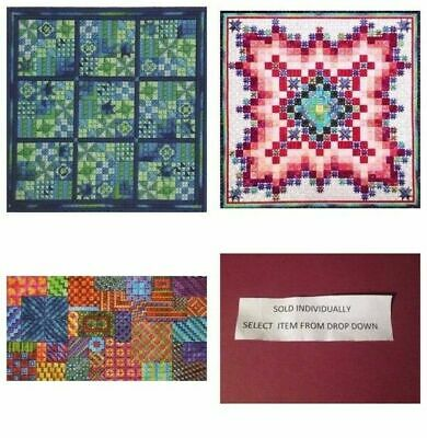 Needle Delights Needlepoint/Canvaswork Chart Second Listing-Your Choice