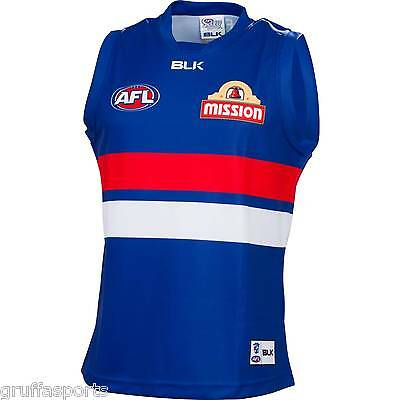 Western Bulldogs 2016 Home Guernsey Sizes Medium & 5XL 2016 Premiers!!