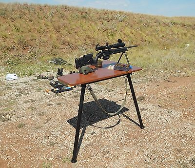 Shooting table