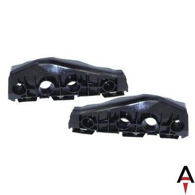 New Front Left & Right Set Of 2 LH RH BUMPER BRACKET For Toyota Corolla