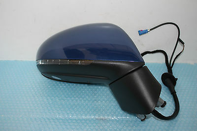 VW Touareg 7P Exterior Mirror Right Dimming Foldable Camera Memory LB5K