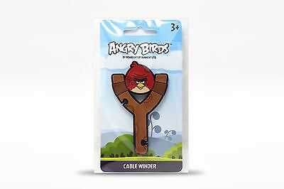 Angry Birds Big Brother Terrence Cable Winder Ear Bud / Headphone Cord Organiser