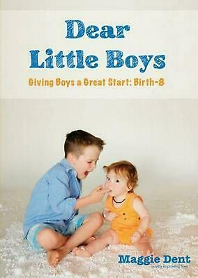Dear Little Boys DVD: Giving Boys a Great Start: Birth-8 by Maggie Dent Free Shi