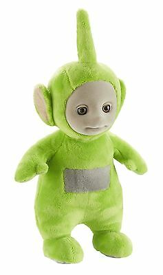 Teletubbies 26cm Talking Dipsy Soft Plush Toy Brand New