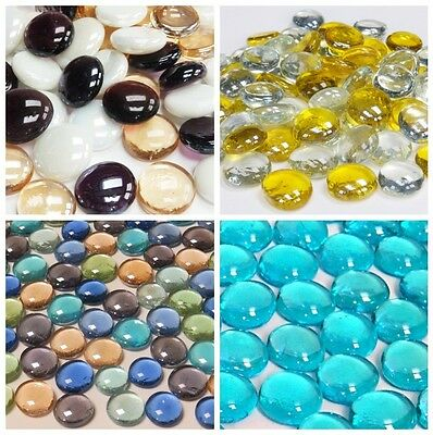 Glass Pebbles in a Choice of Colours and Quantities