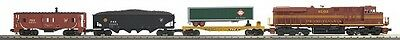 MTH 30-4234-1 ES44AC Diesel R-T-R Deluxe Freight Set with Protosound 3.0