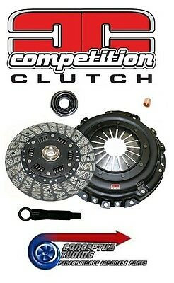 Competition Clutch Stage 2 Uprated Organic Clutch Kit- For Z32 300ZX VG30DETT