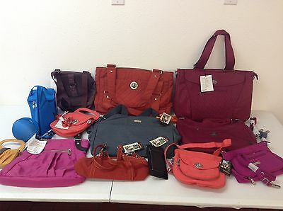 NEW Wholesale Lot Baggalini Purses Bags Totes Wallets Women's Hand Bags