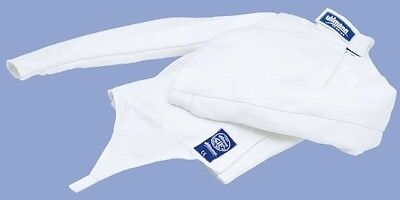 Uhlmann fencing made in Germany FIE 800N WC Jacket Women's Right 46euro=44inches