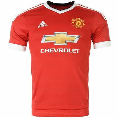 Adidas maillot football Manchester United domicile neuf