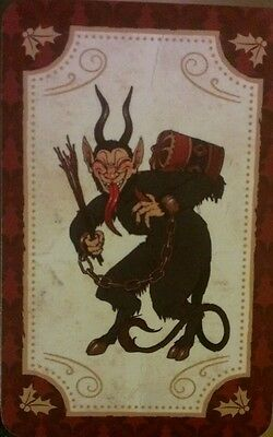 SECRET SANTA - KRAMPUS - Board Game GTM Promo Card