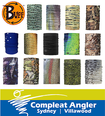Buff High UV Protection Headwear BRAND NEW At Compleat Angler