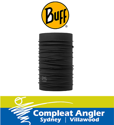 Buff High UV Headwear Protection Black BRAND NEW At Compleat Angler