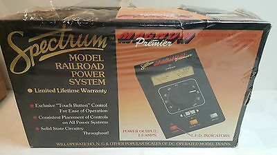 Spectrum model railroad power system #44-6683 MIB