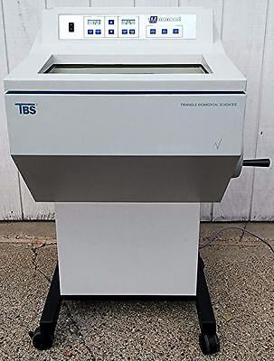 Tbs Triangle Biomedical Minotome Plus Refrigerated Microtome Watchvideo Freeship
