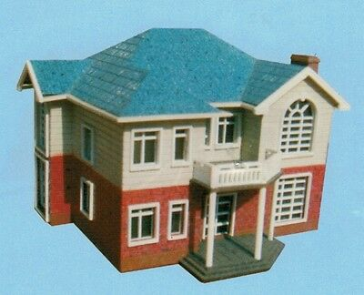 New Without Packaging 1 x N Gauge Delux House Building Structure Kit