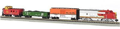 Bachmann Trains Super Chief N Scale Ready Run Electric Train Set Collector Toy