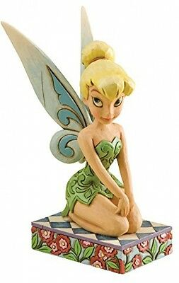 Disney Traditions By Jim Shore 4011754 Tinker Bell Personality Pose Figurine