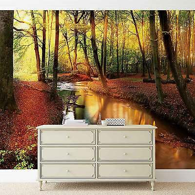 WALL MURAL Flowers Forest Nature XXL PHOTO WALLPAPER (2017DC)
