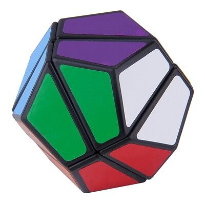 7.5cm 2 Layers Dodecahedron Magic Cube Twist Puzzle Brainteaser Kids Adults AO