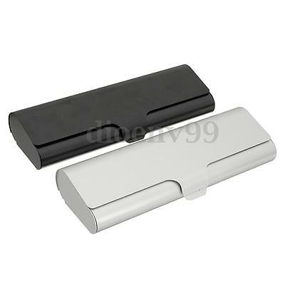 Slim Matte Hard Metal Eyeglasses Case Spectacles Reading Glasses Protection Hot