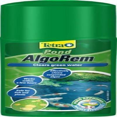 Tetra Algorem Green Water Cure 1 Litre Pet New UK SELLER UK STOCK