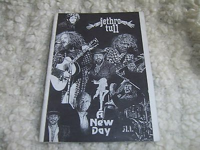 Jethro Tull a new day Fanzine Magazine No. 28. 31 pages april 1991