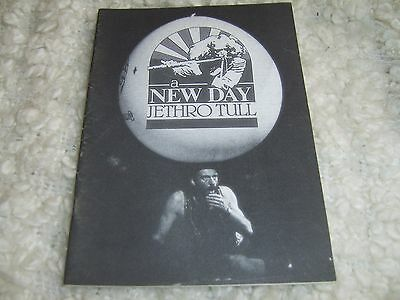 Jethro Tull a new day Fanzine Magazine No. 33. 35 pages June 1992