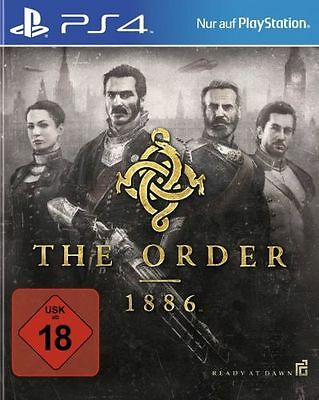 The Order: 1886 (Playstation 4) (Neu & OVP)