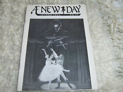 Jethro Tull a new day Fanzine Magazine No.26 .november 1990 pages 31