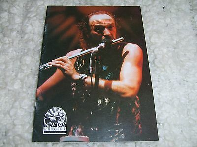 Jethro Tull a new day Fanzine Magazine No.32 March 1992 pages 31