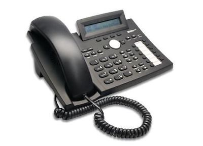 Snom 320 VoIP Phone with UK power supply -Grade A - 90 day RTB Warranty