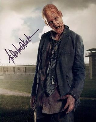 Michael Koske In Person Signed Photo - A1206 - The Walking Dead