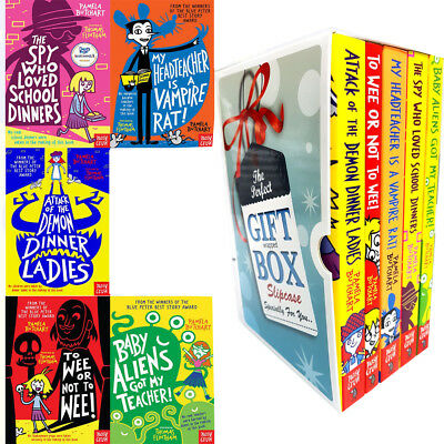 Baby Aliens Series Collection Pamela Butchart 5 Books Collection Gift Wrapped Sl
