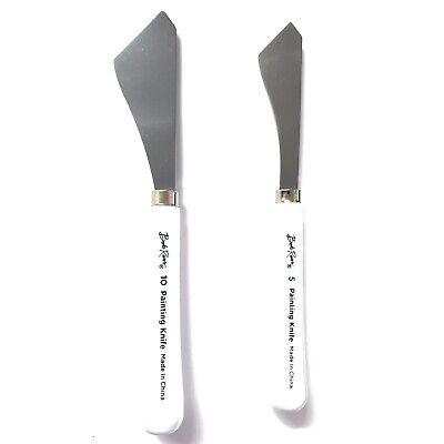 Bob Ross Artist Palette Knives Sizes #5 or #10 (Landscape Painting Series)