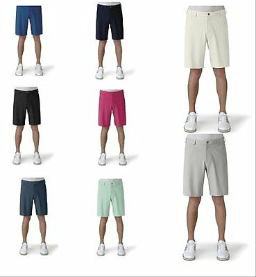 Adidas Flat Front Ultimate Golf Short 32 - 44 Waist Available(Variety Of Colors)