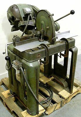Rockwell Delta 20-100 Metal Cold Cutting Saw 3 HP 208/220/440 3Ph Good Condition