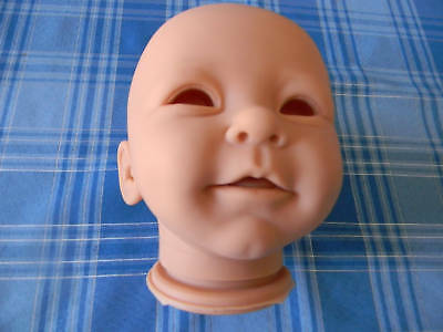Reborn Doll Kit, Lisa By Linde Scherer, Vinyl Doll Kit